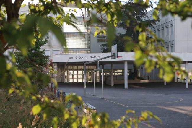 Bienvenue au collège Paul Cézanne !