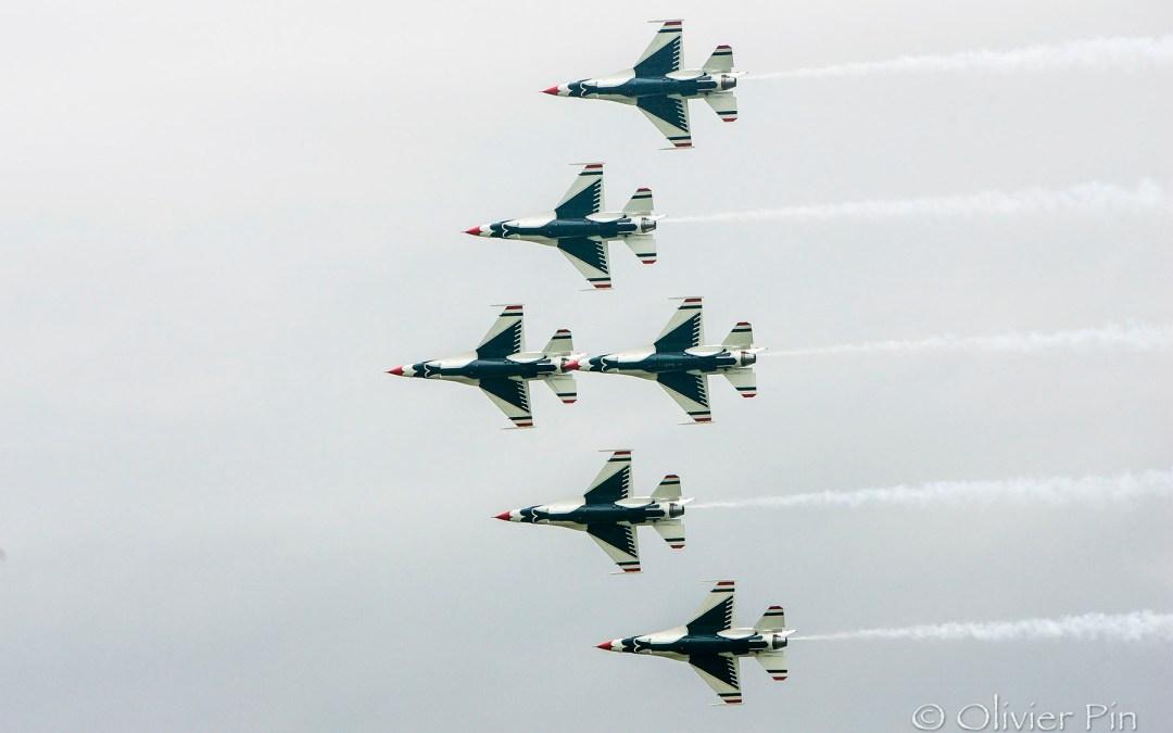 F16 Thunderbirds !