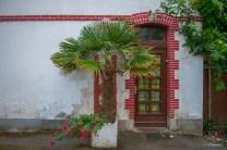 Door old house in Sauzon.
