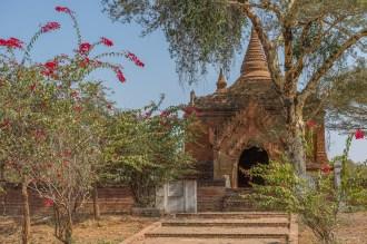 Thandaw gya pagoda Bagan