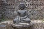 Boudhha Temple Ko Thaung Mrauk-U