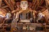Bouddha Samkar - lac Inle
