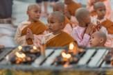Jeunes Moines Shwedagon Pagoda Yangon