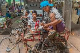 Thiri Mingala Market Yangon.