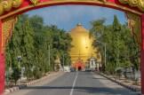 Temple région de Sagain