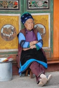 Dali - Jinsuo island - Hunan - Chine Hunan - Chine