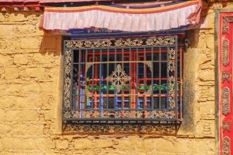 Bakuo Street près du Jokhang Lhassa - Tibet