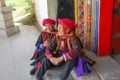 Norbulingka parc - Lhassa - Tibet