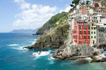 Riomaggiore - cinque terre - Italie