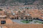 La Plaza de Armas de Cusco - Pérou