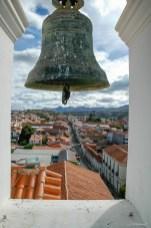 Clocher à Sucre - Bolivie