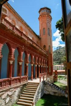 Ancienne demeure de style colonial espagnol d'un riche exploitant - Bolivie