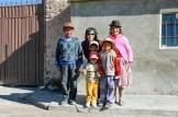 Famille à Uyuni - La Salar - Bolivie