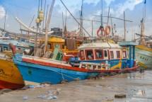 Port de Tangalle -Sri Lanka