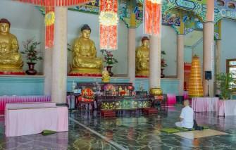 Taroko Temple bouddhiste - Taiwan.