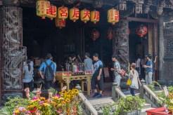 Temple Lukan - Taiwan.