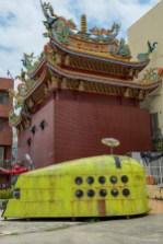 Temple Tainan - Taiwan.