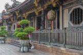 Temple Tapei - Taiwan.