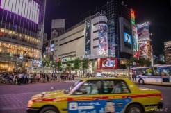 Shybuya Crossing - Tokyo - Japon.