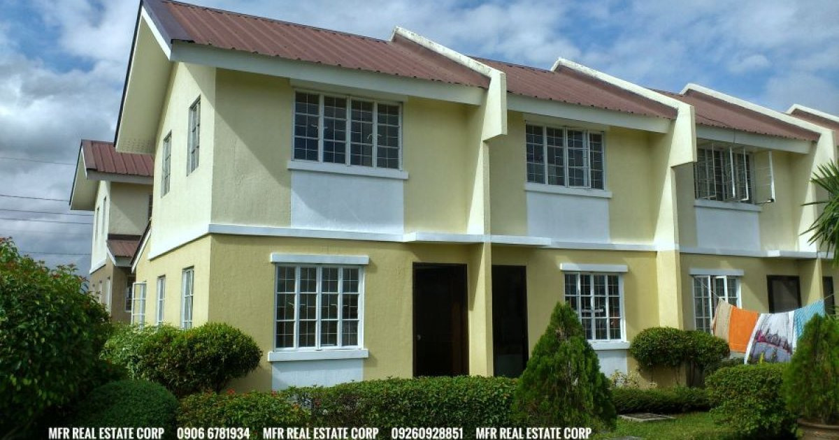 2 bed townhouse for sale in Santa Maria Mabalacat
