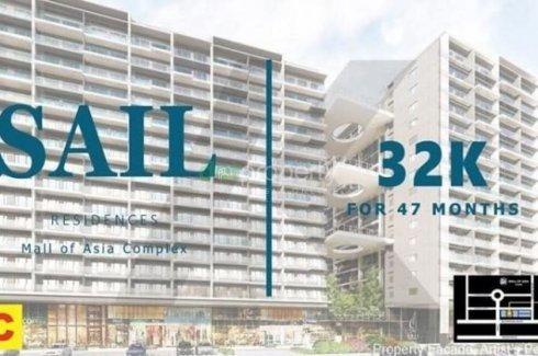 1 Bedroom Condo For Sale In Sail Residences Mall Of Asia Complex Metro Manila Near Lrt 1 Edsa