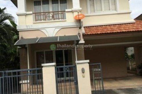3 Bedroom House For Rent In Krong Thong Villa Park Rama 9 Srinakarin Hua Mak Bangkok