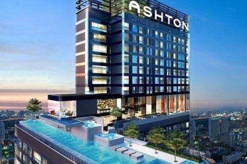 1 Bedroom Condo For Sale In Ashton Silom Bang Rak Bangkok Near Bts Chong Nonsi