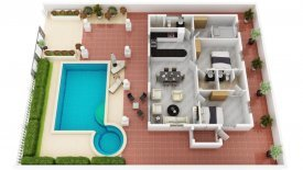 3 Bedroom House For Sale In Pattaya Chonburi