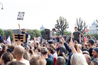 Demonstration und Stellungnahmen_132