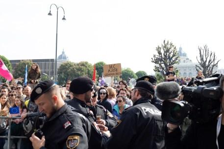 Demonstration und Stellungnahmen_161