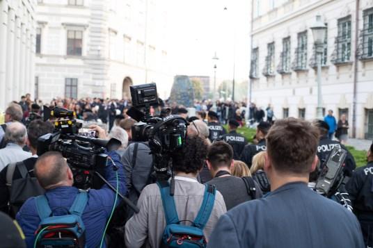 Demonstration und Stellungnahmen_320