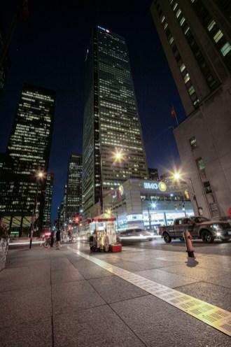Gebäude der Bank of Montreal, BMO in Down Town Toronto, Kanada. Mai 2015 // BMO Building in Down Town Toronto , Toronto, Canada. May 2015