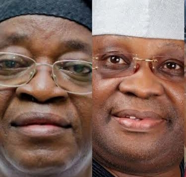 Image result for ADELEKE OYETOLA heavy blow! pdp looks in shock as adeleke gets fresh shocker that favours oyetola of apc HEAVY BLOW! PDP LOOKS IN SHOCK AS ADELEKE GETS FRESH SHOCKER THAT FAVOURS OYETOLA OF APC IMG 20180922 111613 032