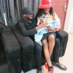 Staring at Toyin Abraham's baby makes me yearn for a boy-  Annie Idibia    …visits actress with 2Baba