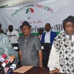 PHOTO: PDP National Executive Committee Meeting