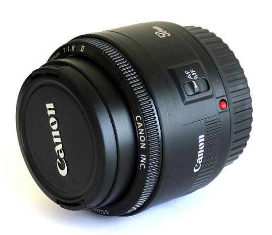 Canon EF 50mm f/1.8 II Lens Sample Images