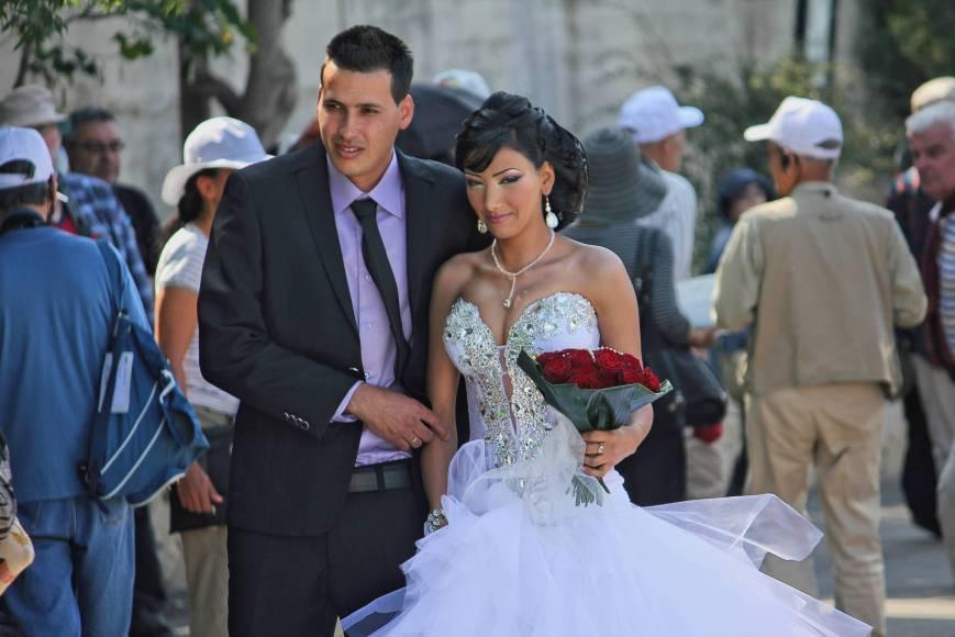 Arab Wedding, Haifa, Israel