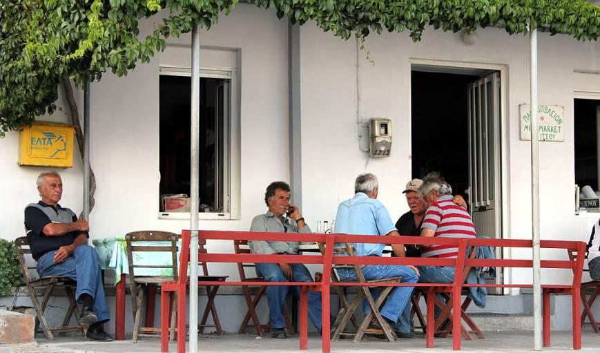 Greece: Fiesta is over
