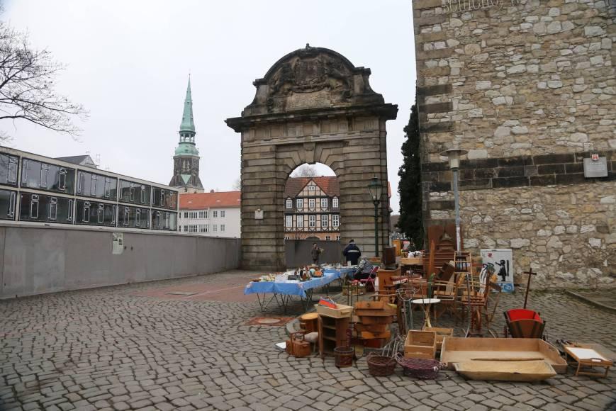 Flea Market, Hanover