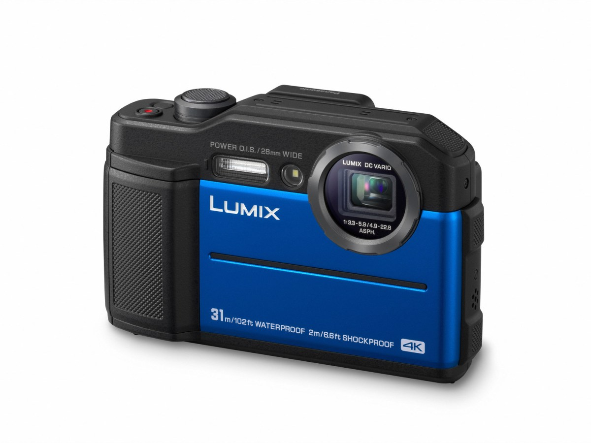 Panasonic Consumer Electronics LUMIX TS7