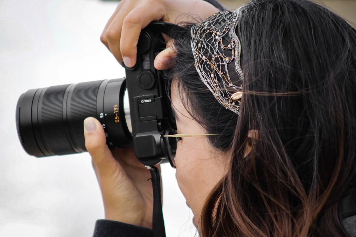 Leica CL Mirrorless Digital Camera ($2,800) with Leica APO-Vario-Elmar-T 55-135mm f/3.5-4.5 ASPH Lens ($1,900)