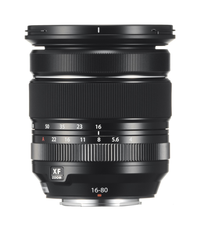 Fujifilm releases FUJINON Lens XF16-80mm F4 R OIS WR