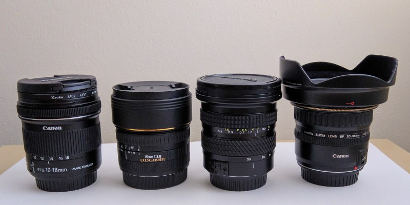 These are my favourite budget wide angle lenses for vlogging on a Canon DSLR