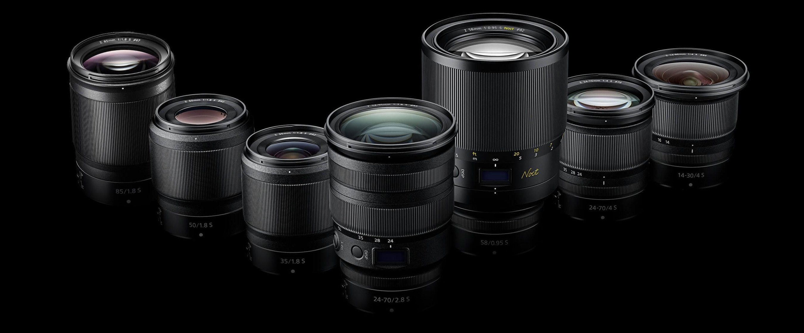 Nikon NIKKOR Z 24mm f/1.8 S is a versatile wide-angle lens