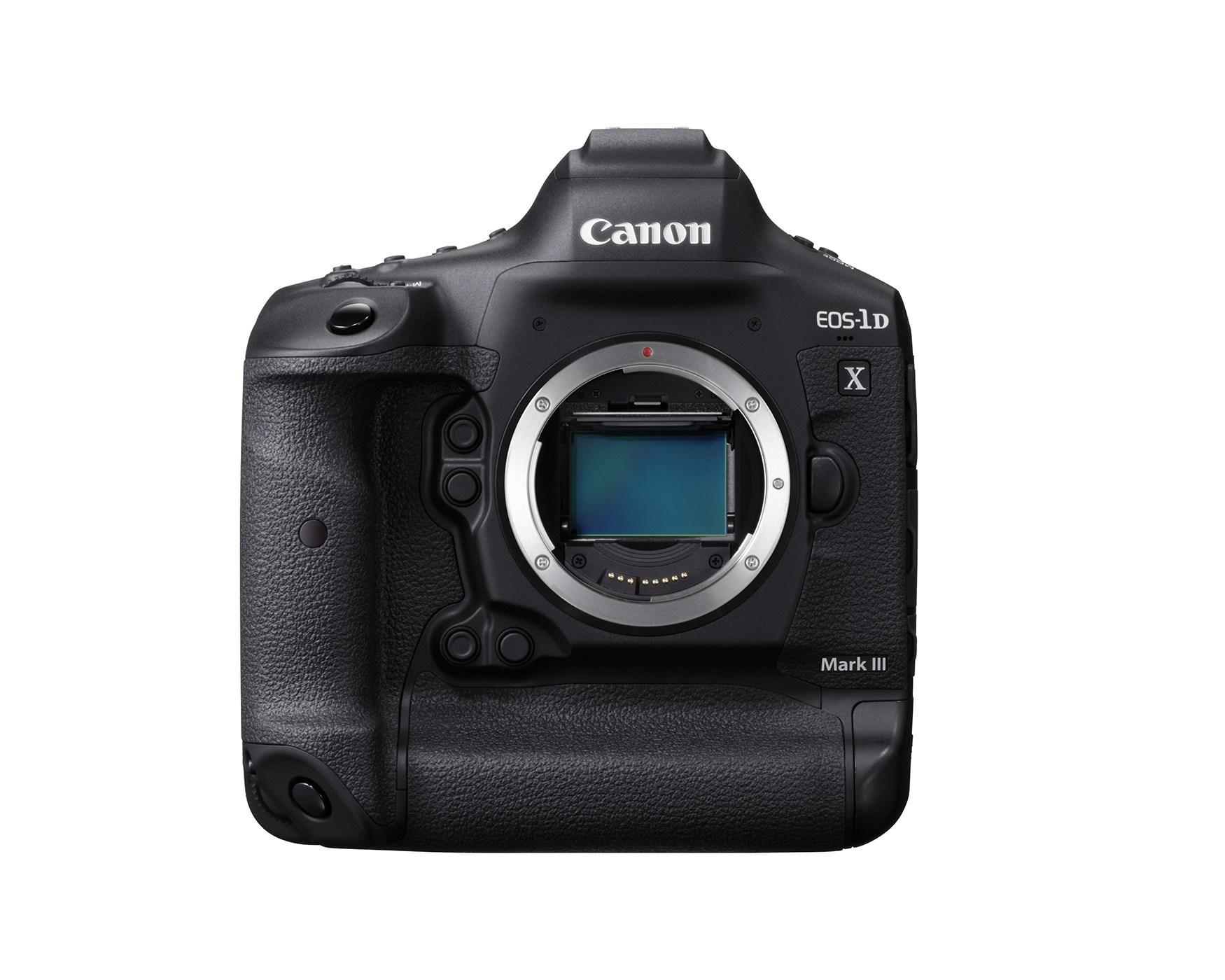 anon EOS-1D X Mark III DSLR Camera