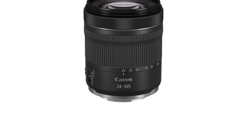 RF 24-105mm F4-7.1 IS STM standard zoom lens