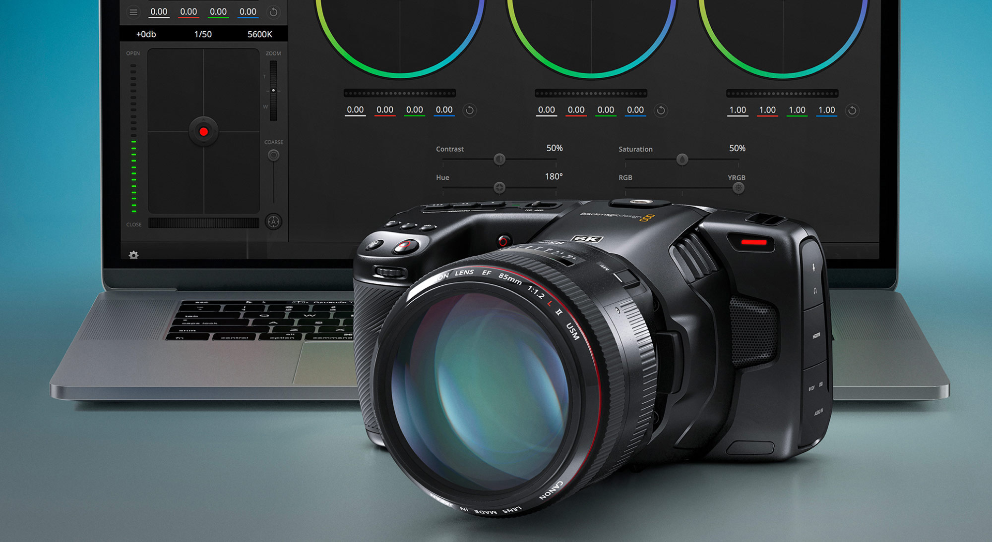 Blackmagic Design Announces Blackmagic Camera Update 6.9