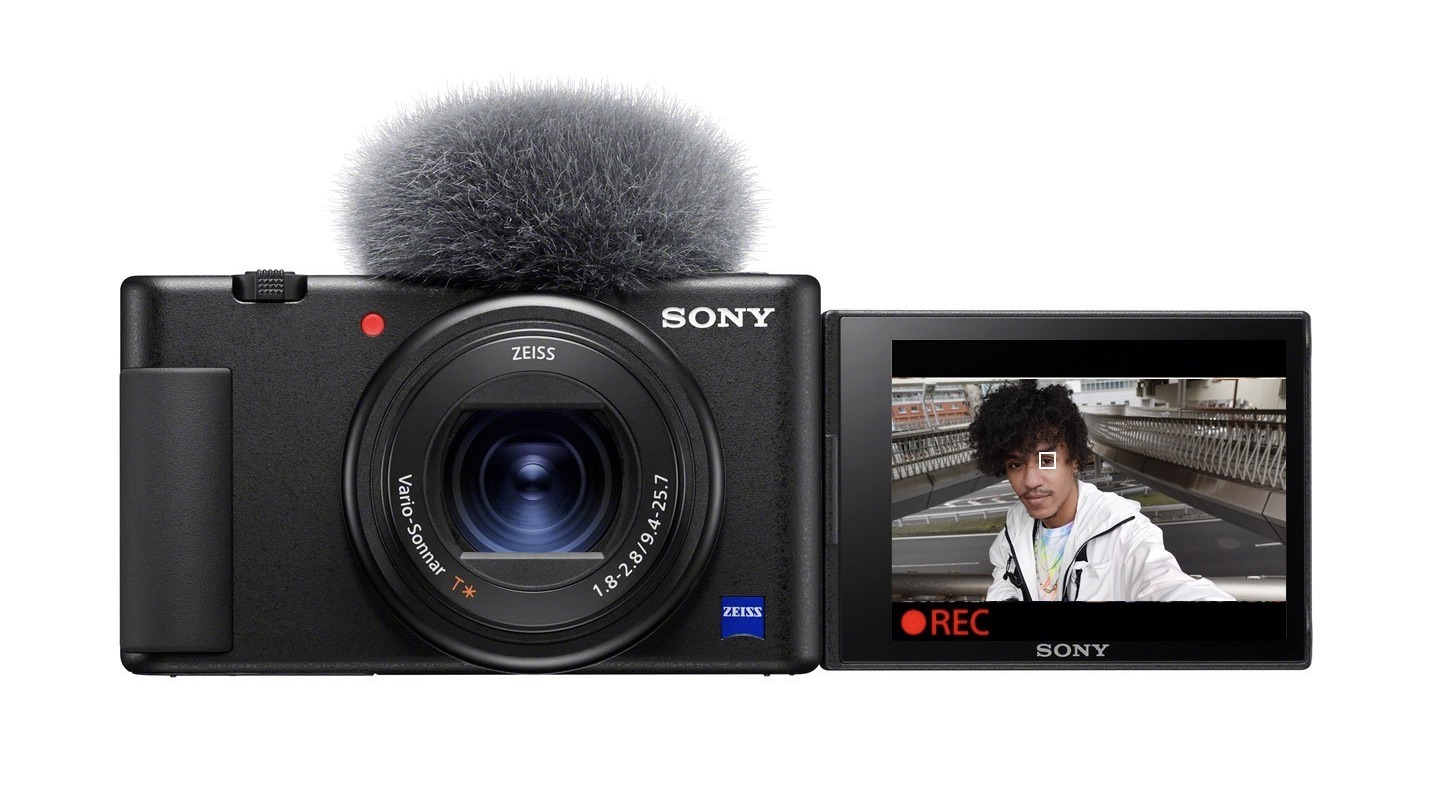 Sony Electronics ZV-1 Camera