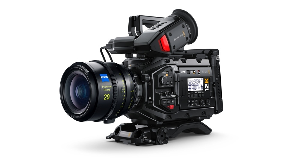 Blackmagic URSA Mini Pro 12K (Photo: Blackmagic Design)