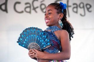 Globalfest 2012 - Franco Albertan Pavilion - Afo Danse troupe